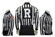 TASO Long Sleeve Football Referee Shirt