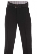 Wrestling Referee Pants W/ Belt Loops