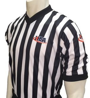 d257e565bb8 Illinois IHSA Basketball Officiating Referee Shirts