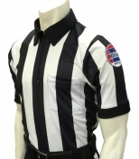MSHSAA Short Sleeve Football Referee Shirt