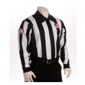 SCFOA Long Sleeve Football Referee Shirt