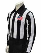 CFOA Long Sleeve Football Referee Shirt