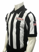 UHSAA Short Sleeve Football Referee Shirt