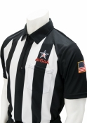 AHSAA Short Sleeve Football Referee Shirt