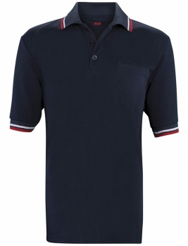 Adams USA Navy Umpire Polo Shirt
