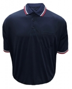 Navy Blue Umpire Shirts