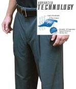 Combo 4-Way Stretch Umpire Pants (Charcoal)