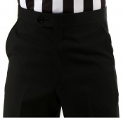 Flat Front Basketball Referee Pants