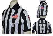 CFO Short Sleeve Football Referee Shirts