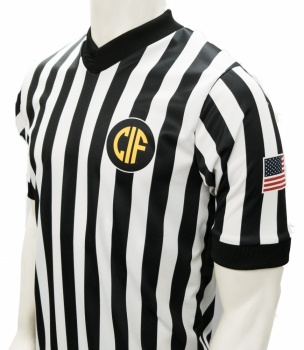 CIF Basketball Referee Shirt