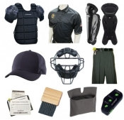 CIF Umpire Equipment & Clothing Package