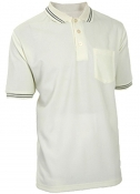 Baseball Cream Umpire Shirts