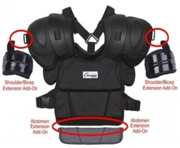 Pro Plus - Chest Protector