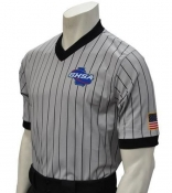 "GHSA ""Body Flex"" Wrestling Referee Shirt"
