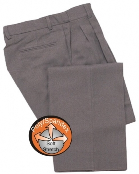 Combo Soft Stretch Umpire Pants (Heather Grey)