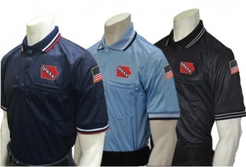 IHSAA Short Sleeve Umpire Shirts