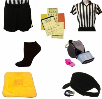 Ladies Lacrosse Umpire Package