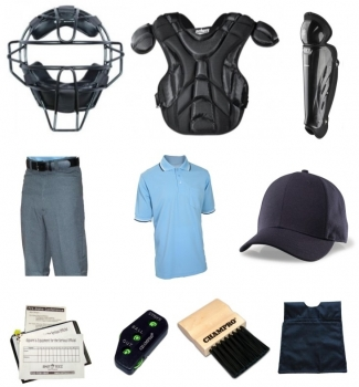 Women's Umpire Equipment Package