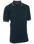 Baseball Navy Blue Umpire Shirts