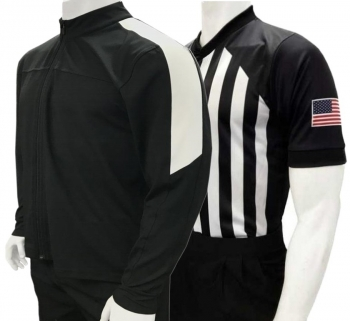 NCAA Men's Basketball Referee Shirt & Jacket Package