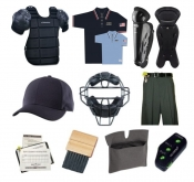 NJSIAA Umpire Starter Package