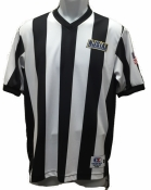 NJSIAA V-Neck Basketball Referee Shirt