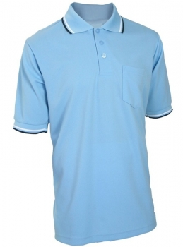 Baseball/Softball Powder Blue Umpire Shirts
