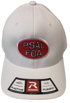 PSAL White Football Referee Cap