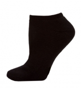 Women's Black Low Cut/Anklet Socks