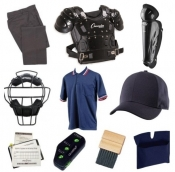 Pro-Plus Umpire Equipment & Clothing Starter Package