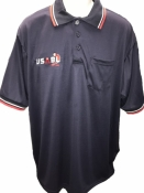 USABL Navy Umpire Shirts