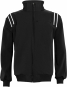 Baseball Umpire Heavyweight Full-Zip Jacket
