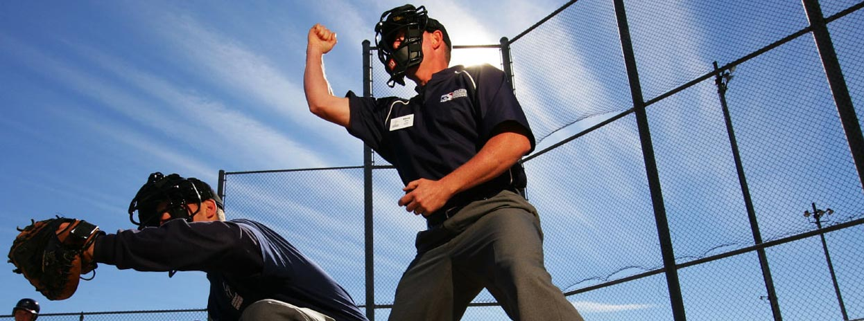 Umpire Equipment & Uniforms